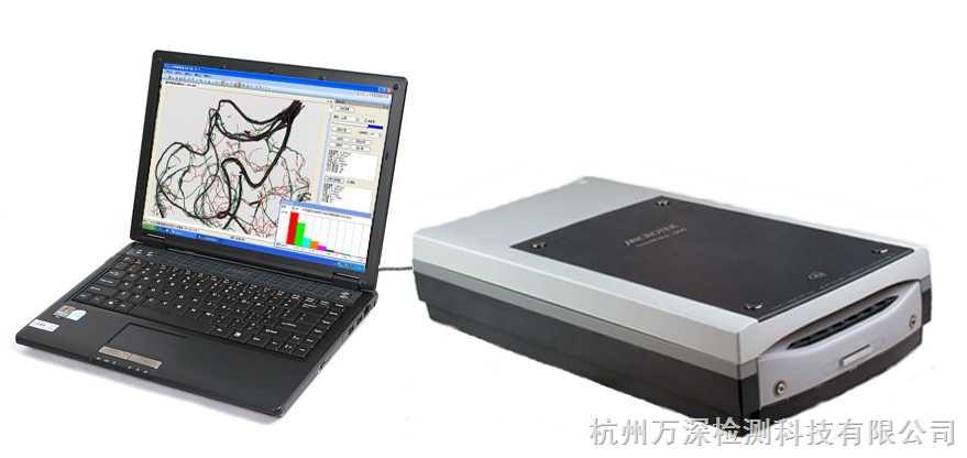 LA-S型组合型植物图像分析仪系统