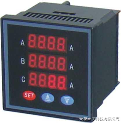 PS8004H-A23-PS8004H-A23三相電流表