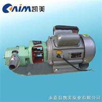 WCB微型齒輪油泵
