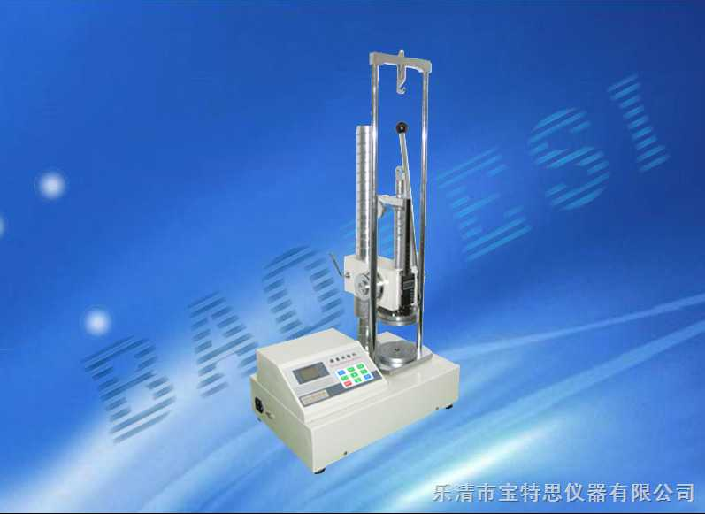 弹簧试验机 弹簧拉压试验机HD-3000 弹簧测力计 弹簧测力机