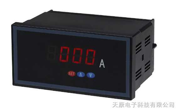 PA3195I-1X1-PA3195I-1X1单相直流电流表