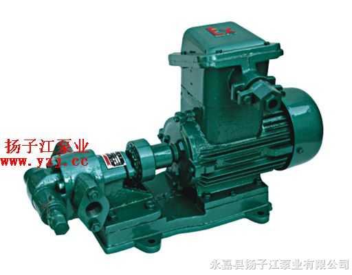 油泵:KCB不銹鋼齒輪油泵