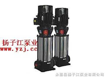管道泵:GDL型立式多级管道泵