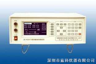 HG2512B直流低电阻测试仪