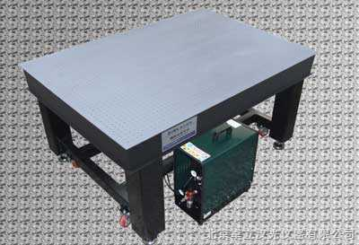 光学平台-自动平衡精密隔振光学平台