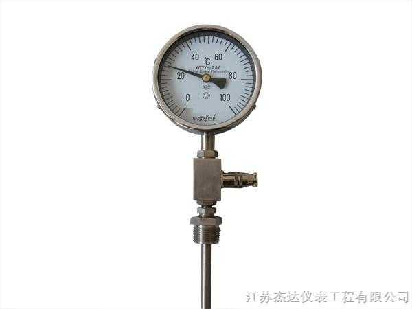 压力式远传温度计