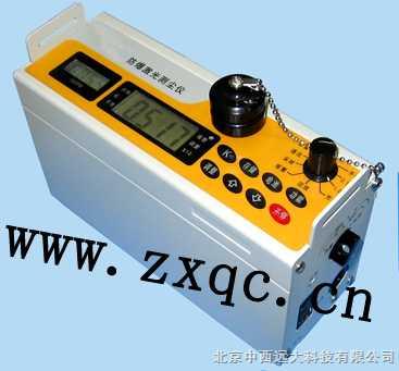 HBM3-LD-3F-防爆袖珍型电脑激光粉尘仪  型号:HBM3-LD-3F