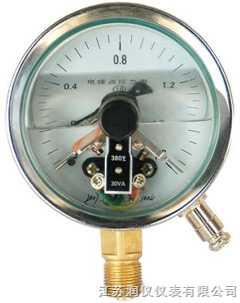 JSRY-YXC-抗震磁助电接点压力表