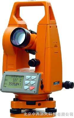 BB17-DJD2-C-2秒电子经纬仪 国产 型号:BB17-DJD2-C