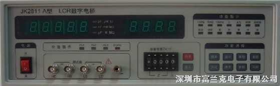 jk2811a/2810a/2811clcr数字电桥