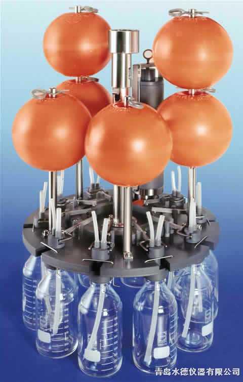 德国HYDRO-BIOS公司自动水样采集器(采水器)