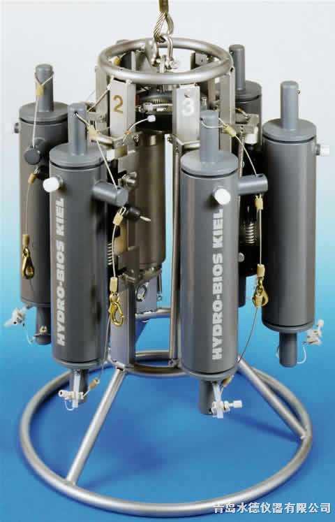 德國HYDRO-BIOS公司多通道水樣采集器Slimline