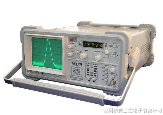 AT5010+-扫频式超外差1GHz频谱分析仪