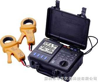 深圳华仪H302双钳接地电阻测试仪智能型