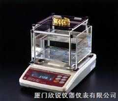 比重天平黃金白金銀開數測試儀GK-2000