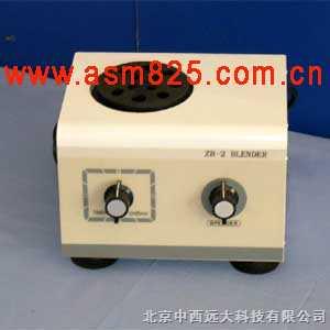 SXN227-ZH-2-自动漩涡混合器(定时,可调速) 型号:SXN227-ZH-2