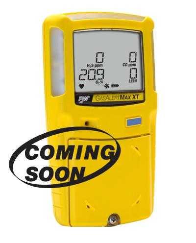 Gas Alert Max XT 泵吸式复合气体检测仪