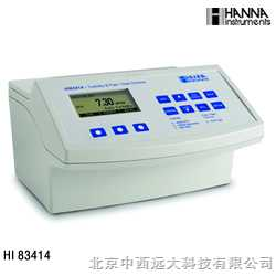 HANNA-HI83414-哈纳仪器专卖/高精度浊度/余氯/总氯测定仪 型号:HANNA-HI83414