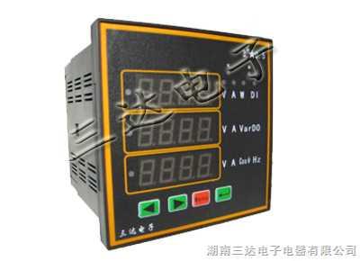 最新产品TH300数字电测表,TH300电力仪表
