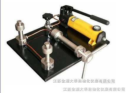 压力校验台、压力泵