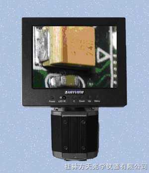 带相机的LCD显示器模组