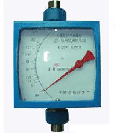 CW-螺紋式金屬浮子流量計