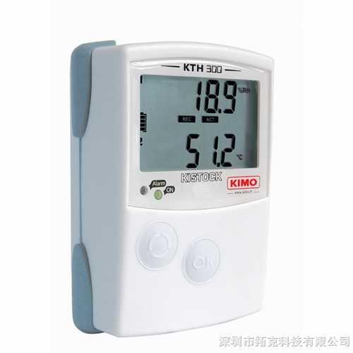 KTH300-温湿度记录器