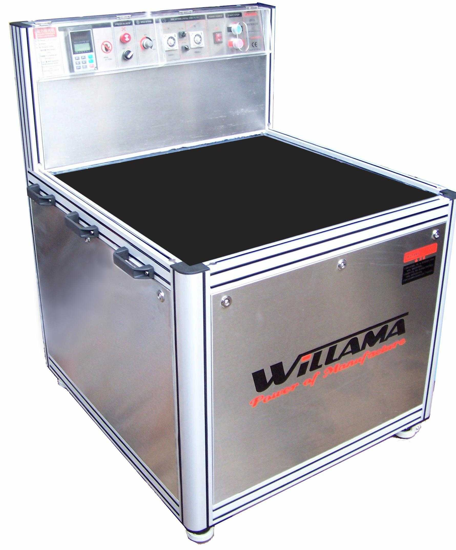 WLM-P800-大型磁力拋光機 研磨機