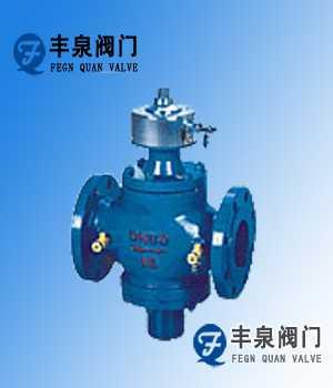ZL47F-自力式平衡閥