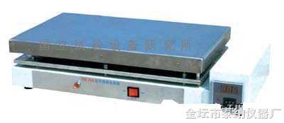 DB-3A-數顯不銹鋼電熱板