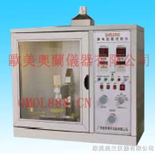 塑料燃烧试验机.塑料燃烧测试仪