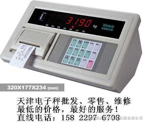 天津地磅称重显示仪表