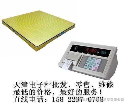 天津打印纸条电子地秤