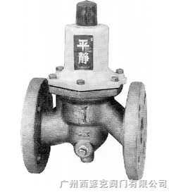 不锈钢减压阀(液体、空气用),进口安全阀
