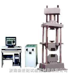 微机屏显式液压万能试验机WEW-1000A