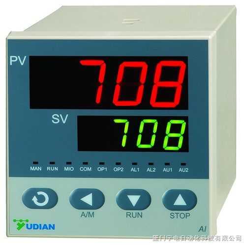 AI-708/708P型温控器/调节器