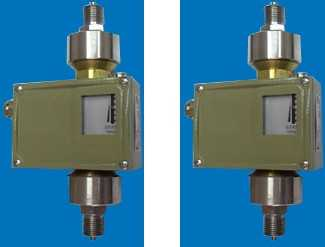 D530/7DDK差压控制器