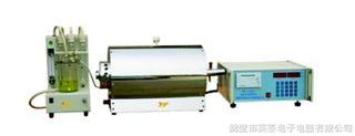 WDL-YT300型微機快速測硫儀