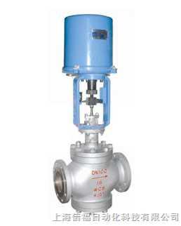 ZDLP、ZDLN型电动单座、双座调节阀(381LX防爆型执行器、高温散热型)