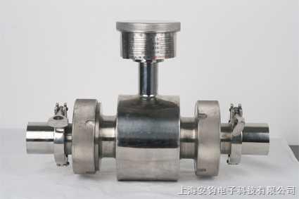 AMF易清洗不锈钢电磁流量计