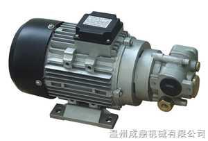 机油齿轮泵