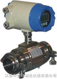ZK-LDE-卫生型卡箍电磁流量计