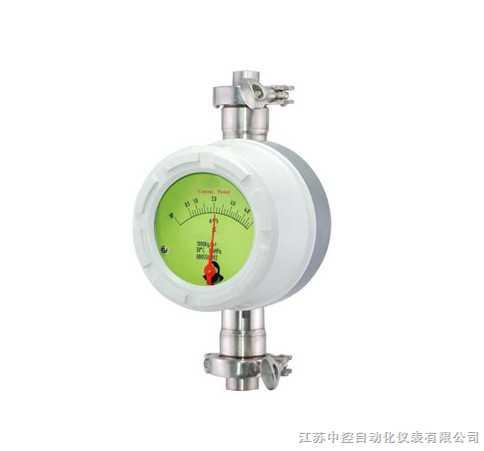 ZK-卫生型金属管浮子流量计