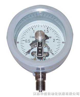 YTX-100-B-YTX-100-B防爆电接点压力表