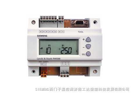 西门子控制器、西门子常用控制器RWD32\RWD62\REW68