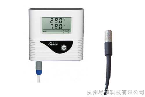 探头式温湿度记录仪