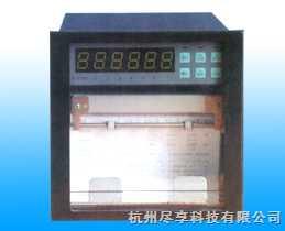 温度走纸打点记录仪,温度记录仪