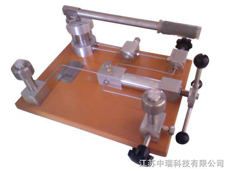 HR-100B-2Q压力校验台