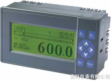 液晶显示调节仪表