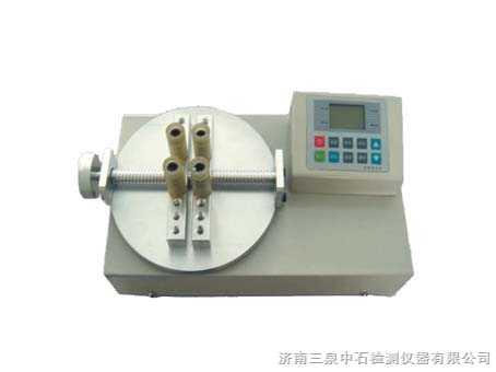 瓶盖扭力测试仪(三泉中石)